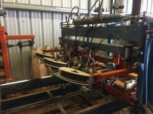 Rayco Edge Pallet Nailer taking Offers Sawmill