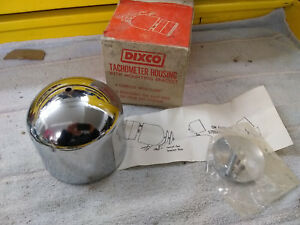 1965 1966 1967 1968 1969 Mustang Shelby Nos Tach Housing Hot Rod