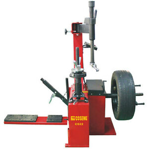 New Coseng 922 Manual Tire Changer Machine Manual Balancer 2in1 Unit Rim Wheel