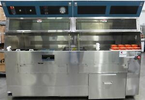 G156242 Modutek Corporation Wafer Processing Systems Solvent Sink Wet Bench