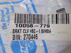 Bimba Bc 1 Clevis Bracket New In Factory Bag