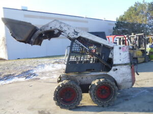 Used Skid Steer Bobcat 753