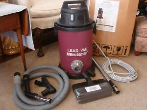 New Minuteman Lead Vacuum Ulpa Dry Only 6 Gal Commercial Industrial Recovery