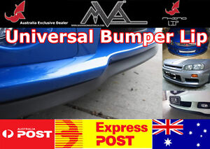 Rhino Lip Bumper Spoiler For Toyota Supra Chaser Celica Ae Ft 86 Mr2 Mrs