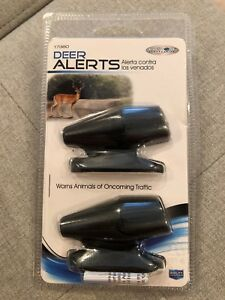 Set Of Two Automobile Deer Alerts New In Package