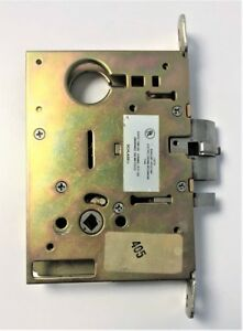 Schlage 1ya8 Commercial Mortise Lock Body Burglary Resistant Electric Locking