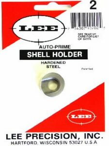 LEE 90202  #2 AUTO PRIME HAND PRIMING TOOL SHELL HOLDER (SHIPS WITHIN 24 HOURS)