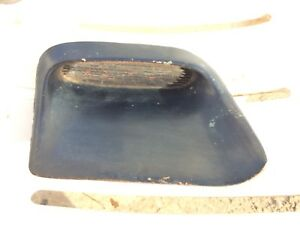 1968 1969 Gto Hood Scoop Right Side