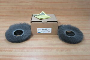 Osborn 21080 6 Wire Brush Wheel pack Of 4
