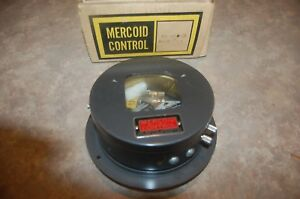 Mercoid Control Da 34 3 Rg 7 Pressure Switch