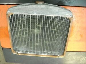Used Radiator Came Off A Gleaner E Combine Allis Chalmers