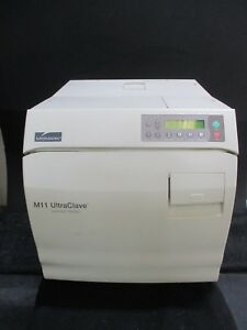 Used Midmark M11 Dental New style Autoclave Sterilizer For Instruments