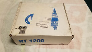 Dillon RT-1200 Powered case trimmer for press mounting