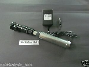 Streak Retinoscope 2 7v With Rechargeable Handle In Box Free Shipping