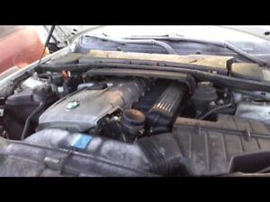 Engine Sedan 3 0l I Rwd Manual Transmission Fits 06 Bmw 325i 13608641