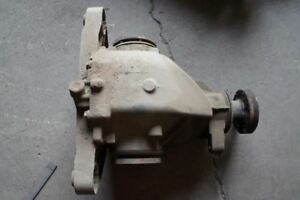 2000 Bmw 740il Rear Differential Assembly X3541