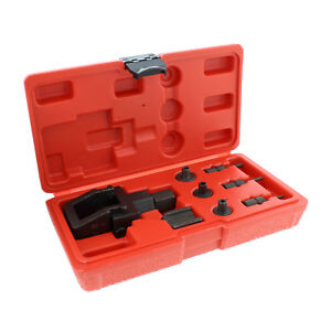 Abn Motorcycle Chain Breaker Tool And Riveting Kit 8 Pc Chain Remover