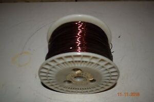 Western Electric Belden 8 Lbs 16 Awg Heavy Armored Poly Thermaleze Magnet Wire