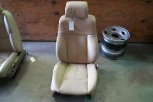 2000 Bmw 740il Seat Leather Front Right Rh X3551