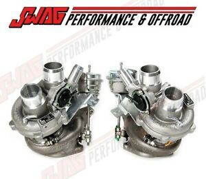 Ford Performance Twin Turbo Upgrade Kit For 13 16 3 5l Ecoboost F 150 3 5 F150