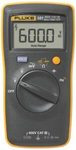 Original Fluke 101 Digital Multimeter Free Shipping