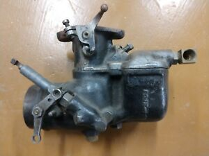 Zenith Model B Carburetor Ford 1932 1933 1934 Carb Worked On Model A