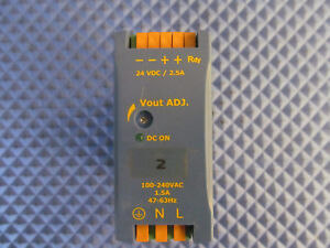 Detas Power Supply Gsaswd02 24 Gsaswd02 24 24vdc 2 5a Free Shipping