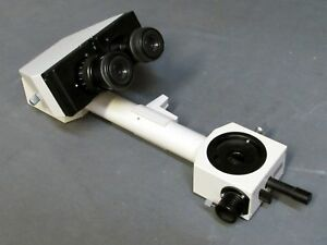 Olympus Bh2 Dual View Teaching Attachment With 2 Eyepieces