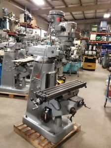 Bridgeport 2hp Variable Speed 42 Inch Table inv 31150
