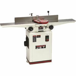 Jet Deluxe Long Bed Jointer 6in 708457dxk