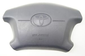 1997 2001 Toyota Camry Steering Wheel Center Cover Grey
