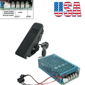 usa dc 10 50v 5000w Reversible Motor Speed Controller Pwm Control Soft Start