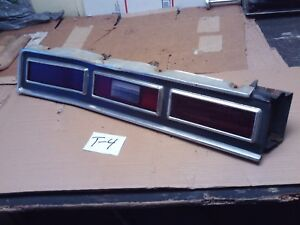 1976 1975 1974 Caprice Impala Bel Air Biscayne Left Tail Light Lamp Donk Dub B