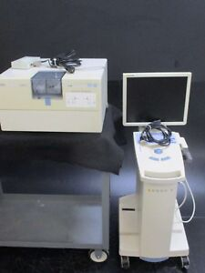 Used Sirona Cerec 3 Dental Acquisition Unit W Milling Machine For Cad cam
