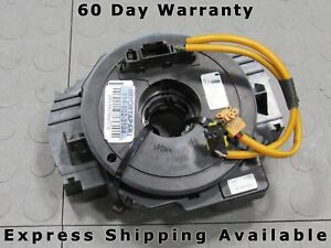 05 07 Jeep Grand Cherokee Commander Clockspring Spiral Cable Reel 05143320ac Aj