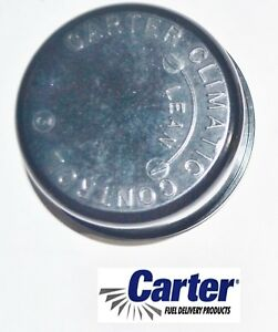 Nos Carter Carburetor Choke Thermostat 1970 Amc Gremlin Hornet Javelin Rebel 232