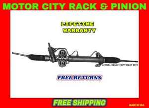 Fits 07 14 Power Steering Rack pinion For Chevy Gmc Cadillac Escalade