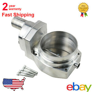 New Throttle Body For Chevy Gm Chevrolet 12605109 Ls7 L99 102mm Corvette Camaro