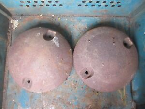 John Deere L M Large Front Weights For Cast Wheels With The Cast Hub Cap