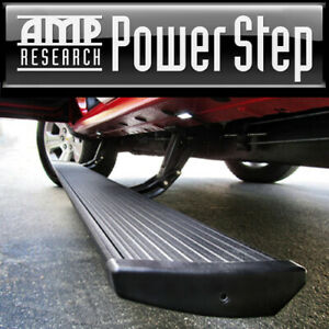 14 18 Gmc Sierra 1500 Amp Powerstep Retracting Side Steps Folding Running Boards