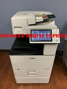 Canon Imagerunner Ir Advance C5540i Copier Color Printer Scanner Fax