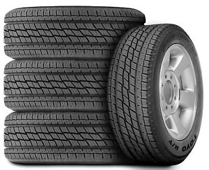 4 New Toyo Open Country H t 235 55r17 99h A s All Season Tires