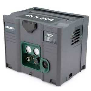 Rolair Airstak Portable Air Compressor Integrates With Systainer New