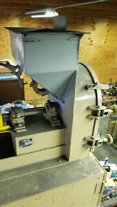 Bliss Industries Lab Hammermill Model 120 d With 3600 Rpm