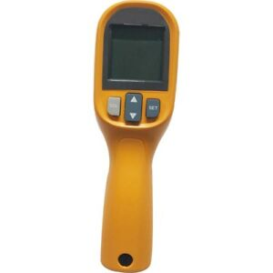 Temp Meter Temperature Gun Non contact Digital Laser Ir Infrared Thermometer