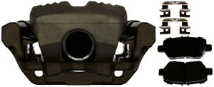 Disc Brake Caliper Non Coated Loaded With Ceramic Pads Rear Right Fits 05 12 Rl