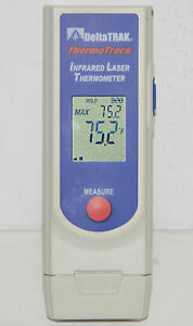 Deltratrak Thermotrace Infrared Laser Thermometer Model 15036