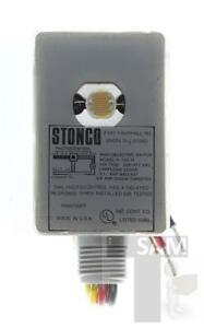 Stonco P150m 208 277v Threaded Photocell 6d Free Same Day Shipping