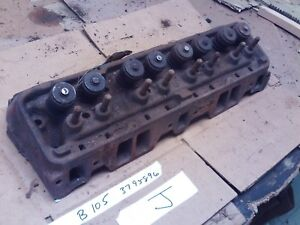 Used Impala Chevelle Ss Nova Camaro Sbc 283 327 Power Pack Pak Pac Cylinder Head