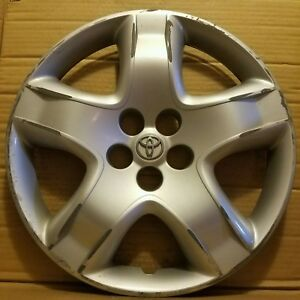 2005 2008 Toyota Matrix 16 5 Spoke Hubcap Wheel Cover 981ds